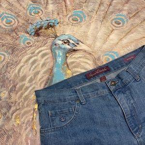 Gloria Vanderbilt Amanda Jeans High Rise Size 10S